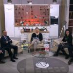"""GOSTOVANJE: TV HAPPY – """"POSLE RUČKA"""" 17.01.2020."""