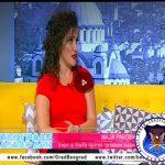 GOSTOVANJE – TV STUDIO B 22.09.2020.