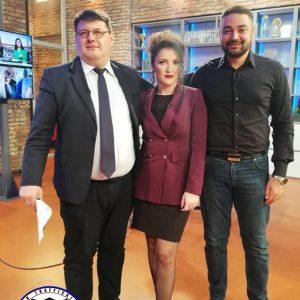 GOSTOVANJE: TV PINK 15.11.2019.
