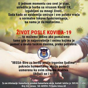 ŽIVOT POSLE COVID-19