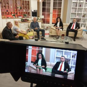 GOSTOVANJE NA TV HAPPY
